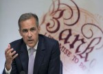 Carney BOE Succession Eased by Tory Win as Growth Stays Weak