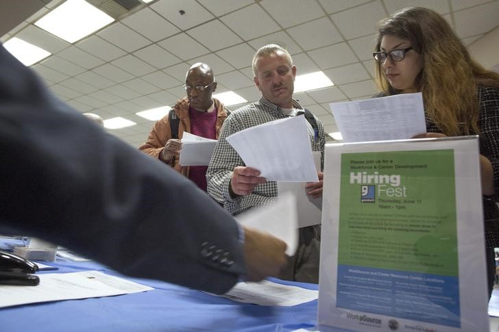 U.S. Initial Jobless Claims Fell to 712K Last Week, Better Than Expected