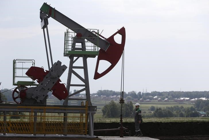 Oil Rises as U.S.-China Trade Talks Go Nowhere