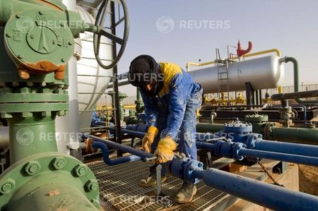 Futures Gas Asli lebih rendah dalam dagangan A.S.