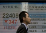 CORRECTED-GLOBAL MARKETS-Shares down, dollar ticks up as U.S. stimulus talks drag