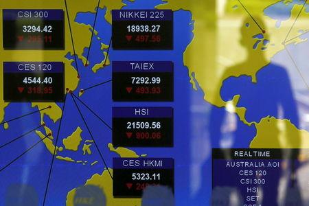 مؤشرات الأسهم في الصين تباينت عند نهاية جلسة اليوم؛ شنغهاي المركب صعد نحو 0.18%
