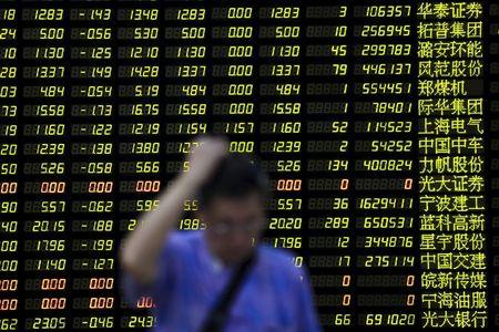 中国股市上涨;截至收盘上证指数上涨0.44%