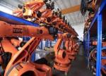 Giappone, ordini macchinari calano meno del previsto in maggio