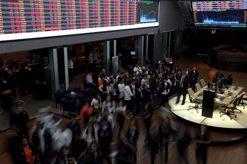 © Reuters.  B3 tem queda no lucro do 2º tri por adesão a programa de regularização tributária