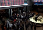 Brazil shares lower at close of trade; Bovespa down 1.60%