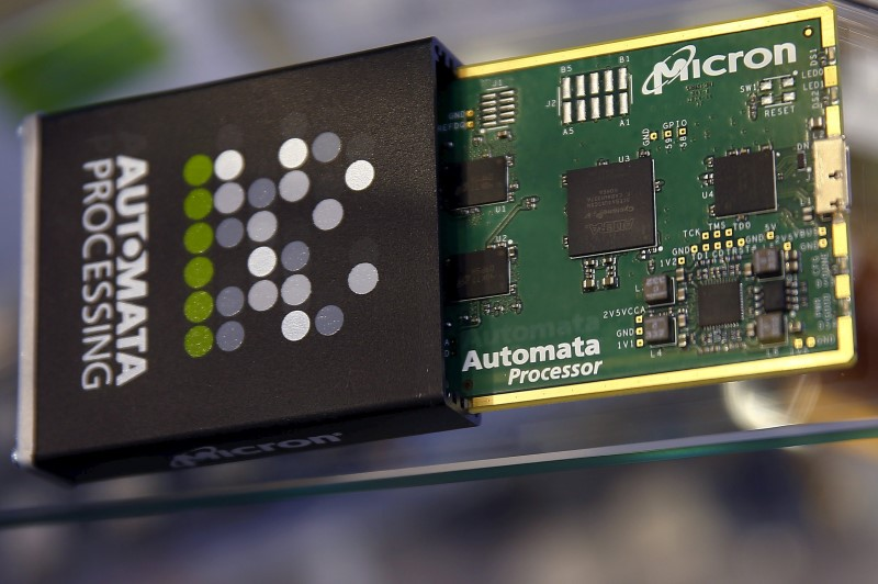 StockBeat: Semis Flying High, Led by Micron, as Huawei Ban Gets Pushed