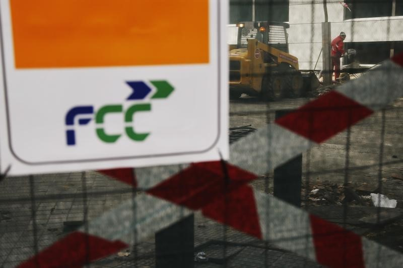 Spain's High Court charges builder FCC over Panama contracts By Reuter
