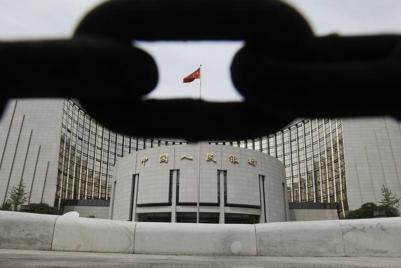 © Reuters.  El banco central chino ultima el lanzamiento de su propia moneda virtual