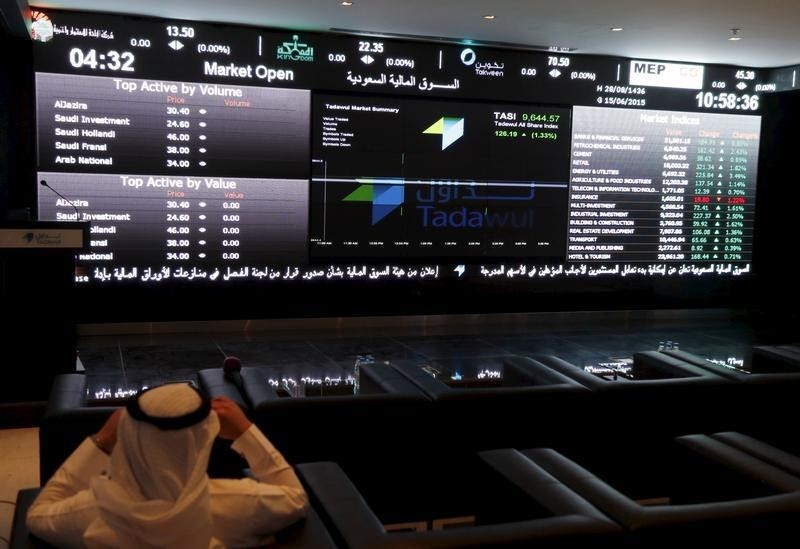 Saudi Arabia stocks higher at close of trade; Tadawul All Share up 1.26%