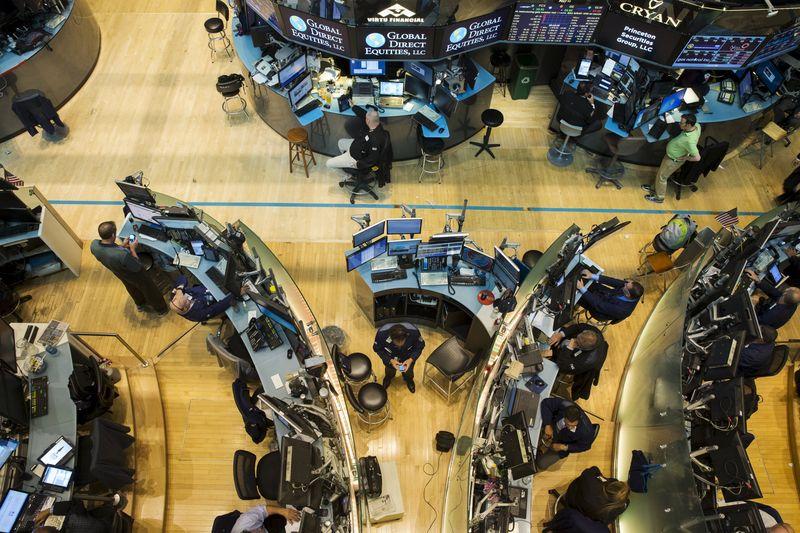Wall Street toca nuevos récords en una semana de euforia financiera