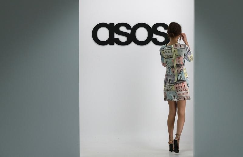 StockBeat: Fallen Angel Asos Is Back in Fashion By Investing.com