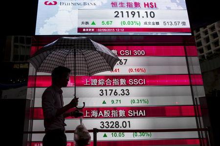 Pasaran Asia tutup lebih rendah; Nikkei turun 0.85%