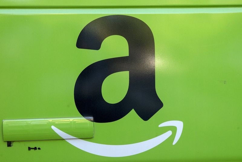 © Reuters. Amazon.com Stock Rises 9%
