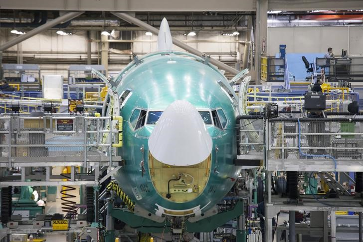 Boeing Shares Soar on Q4 Results, Upbeat Guidance