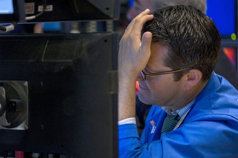 MÄRKTE -Wall Street schließt im Minus Von Reuters