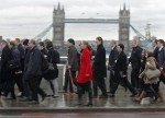 UK GDP Growth Slowed in Three Months to November