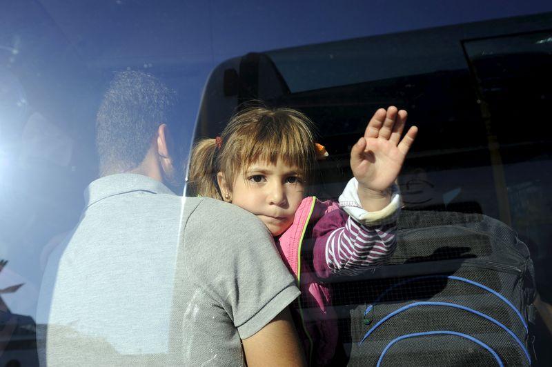 © Reuters.  МВД: число нелегальных мигрантов снизилось в РФ до 2,4 млн человек