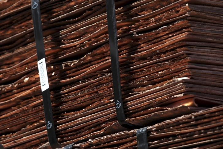 Copper Jumps to Record as Growth Bets Supercharge Commodities By Bloomberg