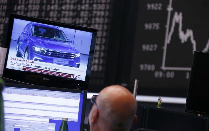 FIRMEN-BLICK-VW erreicht Vergleich in Diesel-Verfahren in Australien V