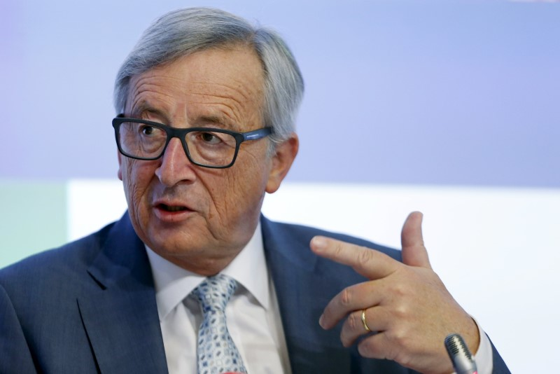Forex - Sterling Surges as Juncker Comments Fuel Brexit Hopes By Inves