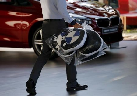 Exclusive: Chinese state investors to take BMW partner Brilliance private - sources