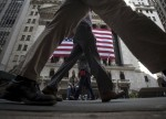 U.S. stocks mixed at close of trade; Dow Jones Industrial Average down 0.38%