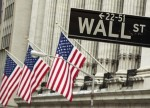 U.S. shares lower at close of trade; Dow Jones Industrial Average down 0.90%