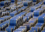 UPDATE 1-Dalian iron ore gives up gains as Vale mine restart weighs