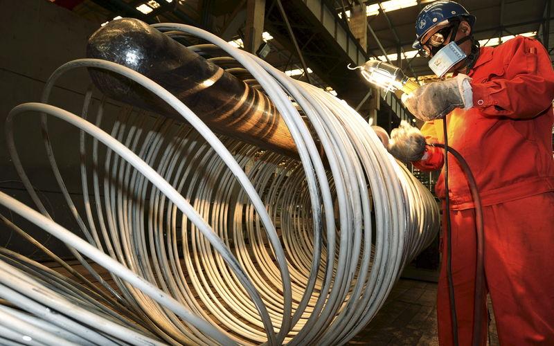 China's Shanghai Rebar Drops on Fresh Trade Tensions