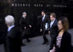 RBA's Kent says Aussie has not weakened as much as expected on rate cuts