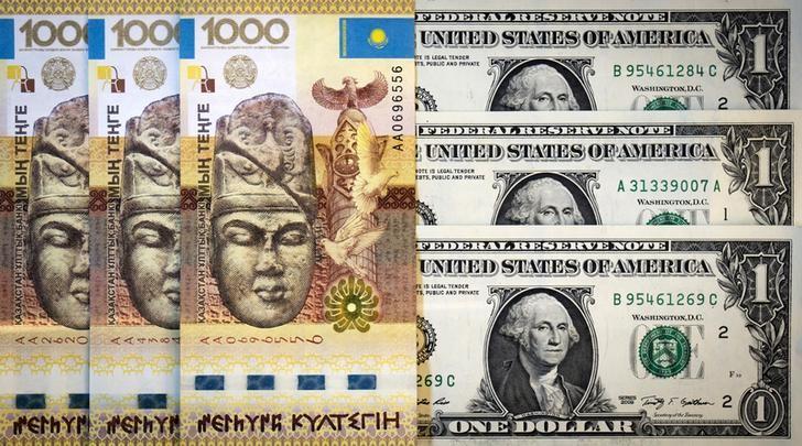 © Reuters.  Положительное сальдо внешней торговли Казахстана в январе-ноябре выросло в 1,7 раза