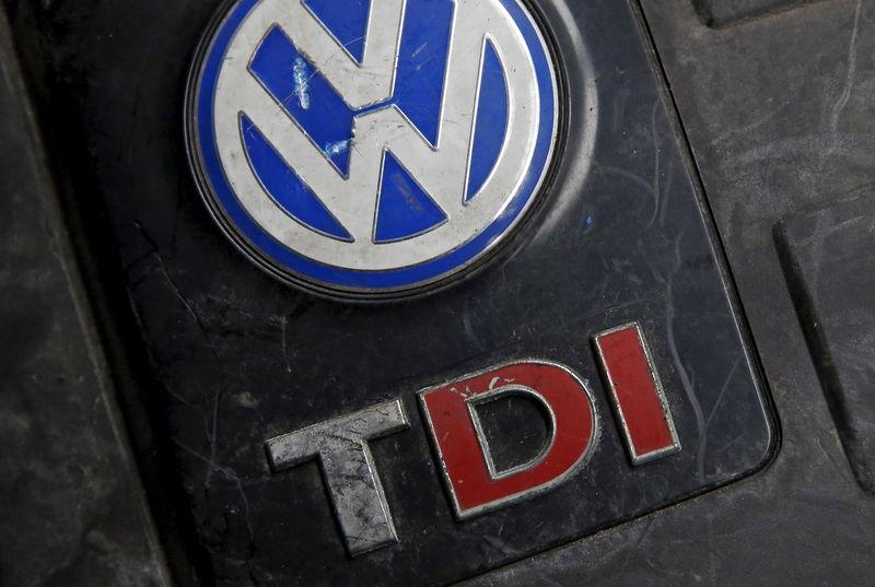 FIRMEN-BLICK-VW erwartet keinen Renditerückgang durch E-Autos Von Reut