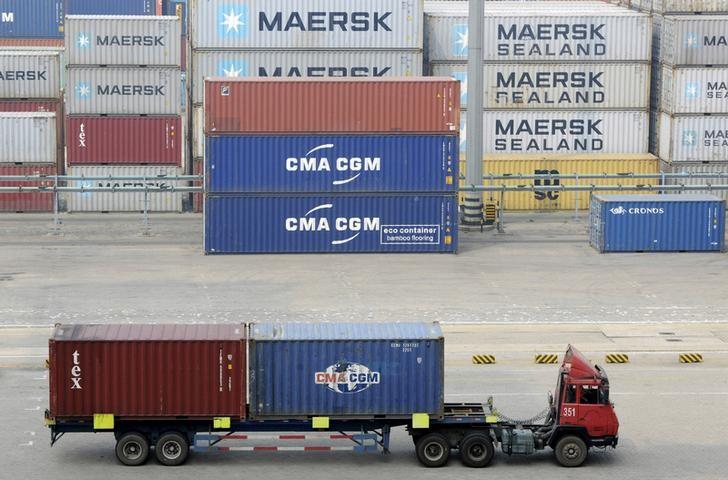 EU-Außenhandelsüberschuss mit USA vergrößert sich weiter Von Reuters
