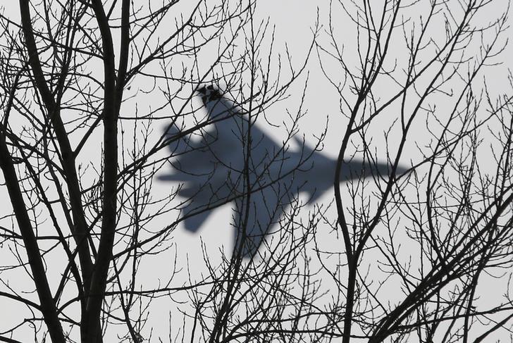 Boko Haram claim shooting down of Nigerian Air Force jet
