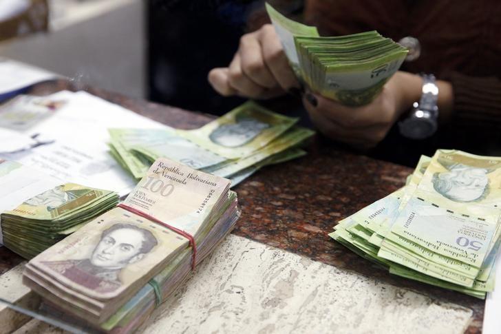 © Reuters.  China confident Venezuela can handle debt issue