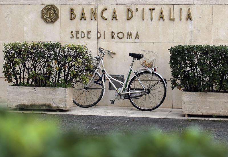 Banche Italia, Bankitalia: sofferenze nette febbraio in calo a 54,5 mld