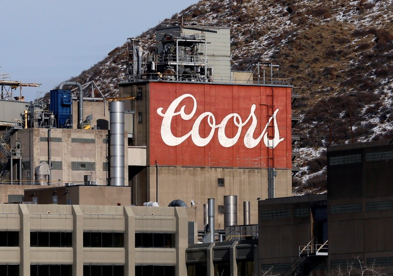 Molson Coors Downed on Credit Suisse Comments