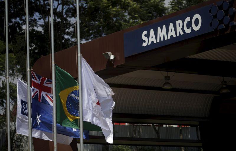 © Reuters.  Tribunal ordena que Samarco volte a pagar indenização por desastre em Mariana (MG)