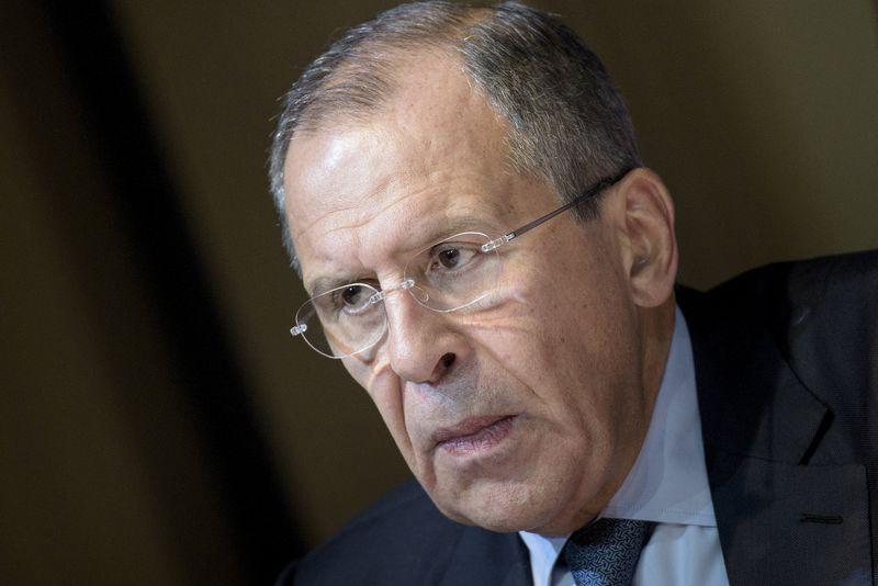© Reuters.  Лавров: политика США по ужесточению санкций не может продолжаться долго