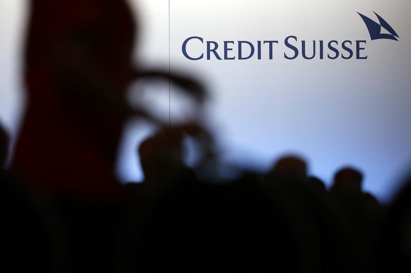 Les actions européennes progressent;  Credit Suisse, Barclays a mené une inondation de bénéfices
