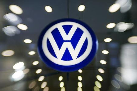 Volkswagen says China car sales, production hit by chip supply shortage