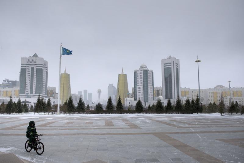 © Reuters.  Cazaquistão reformula política externa para fortalecer economia