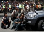 Indonesia police say kill two militants linked to Philippine church bombs