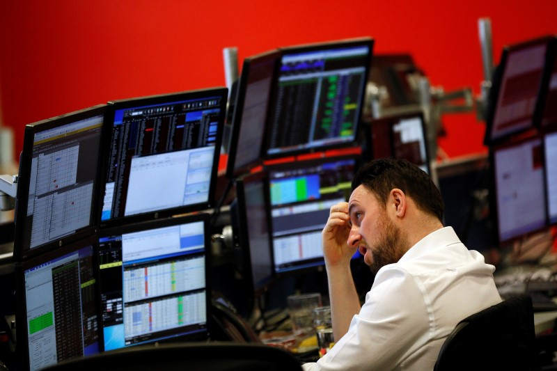 © Reuters. Denmark stocks lower at close of trade; OMX Copenhagen 20 down 0.13%