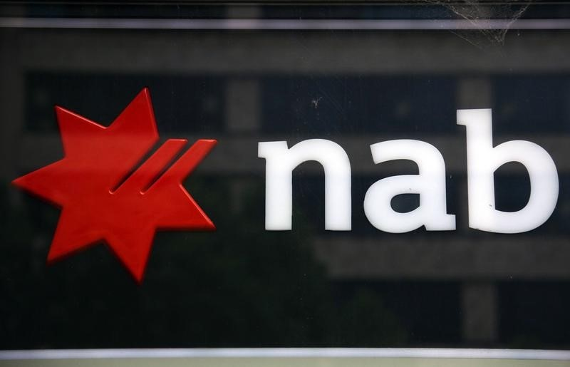 © Reuters.  Australia's NAB to expand threshold for small business protections