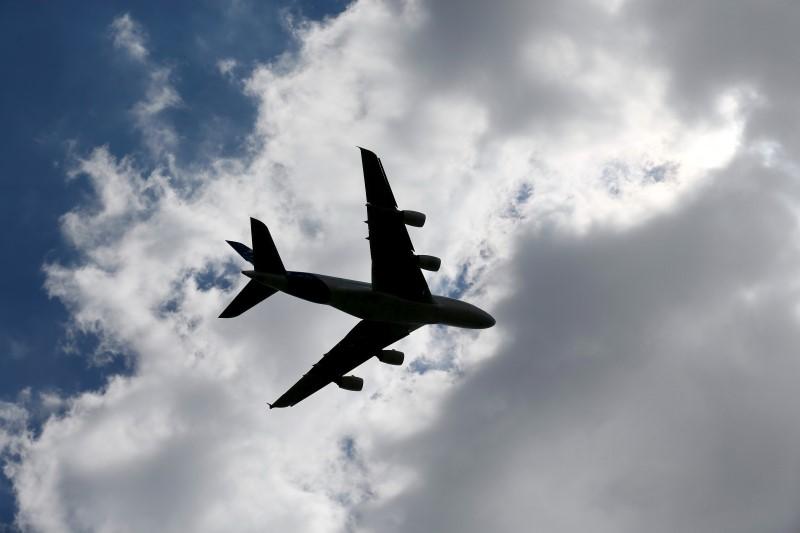 © Reuters.  Start-up Flapper levanta R$ 3 mi para compartilhamento de aeronaves executivas