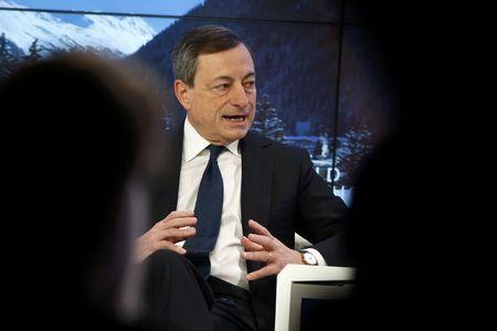 EZB-Chef Draghi: Technologie hinter Kryptowährungen ist sehr nützlich