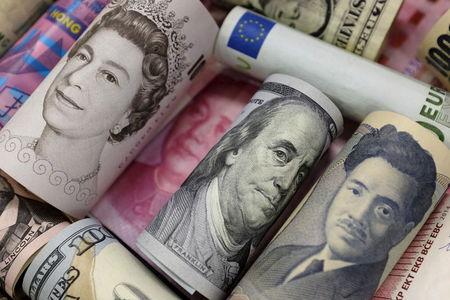 विदेशी मुद्रा - डॉलर फेड के बाद नुकसान का सामना करते हैं, जोखिम की भूख में उछाल