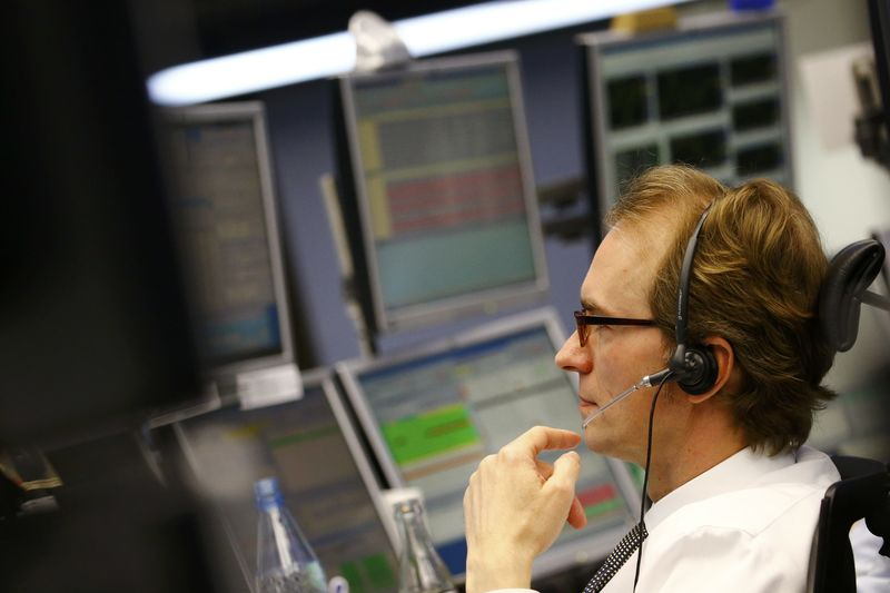 © Reuters.  Denmark stocks lower at close of trade; OMX Copenhagen 20 down 0.34%